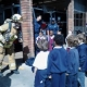 Kindergarten Visits Fire Station 3