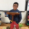 Fourth Graders bring the California Missions to Saint Anne School